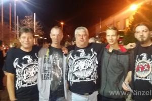 Slayer München 10.11.2015